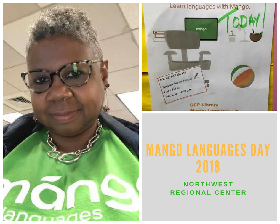 Mango Languages at NWRC