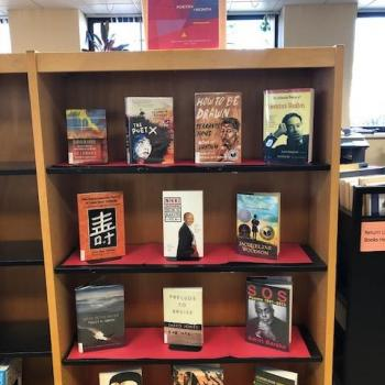 April Poetry Month Books @ NWRC