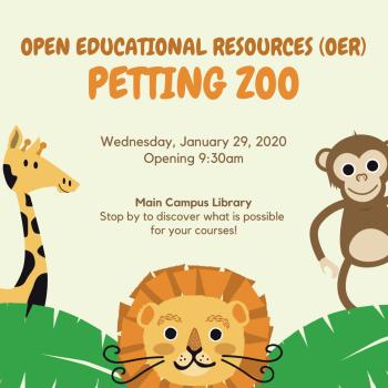 OER Petting Zoo