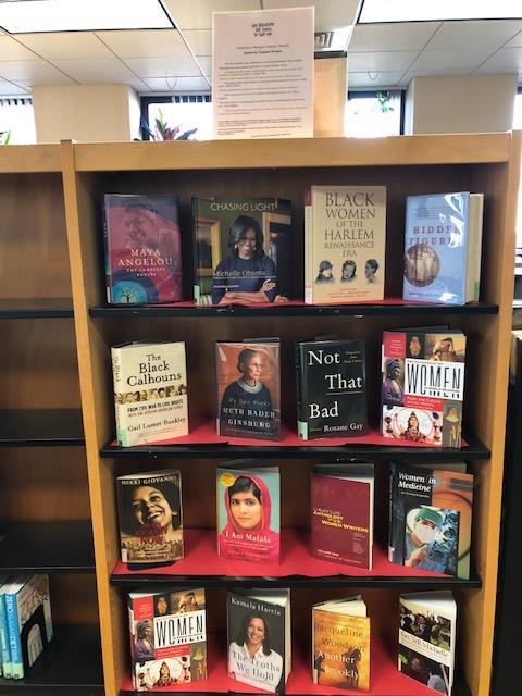 Women's History Titles @ NWRC