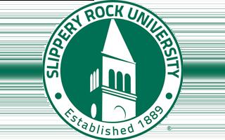 Slippery Rock University School Logo