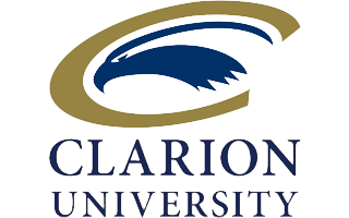 Clarion University School Logo