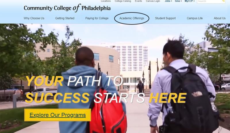 Registering For Courses Through Myccp Esl Community College Of