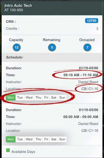 Hybrid class in mobile app