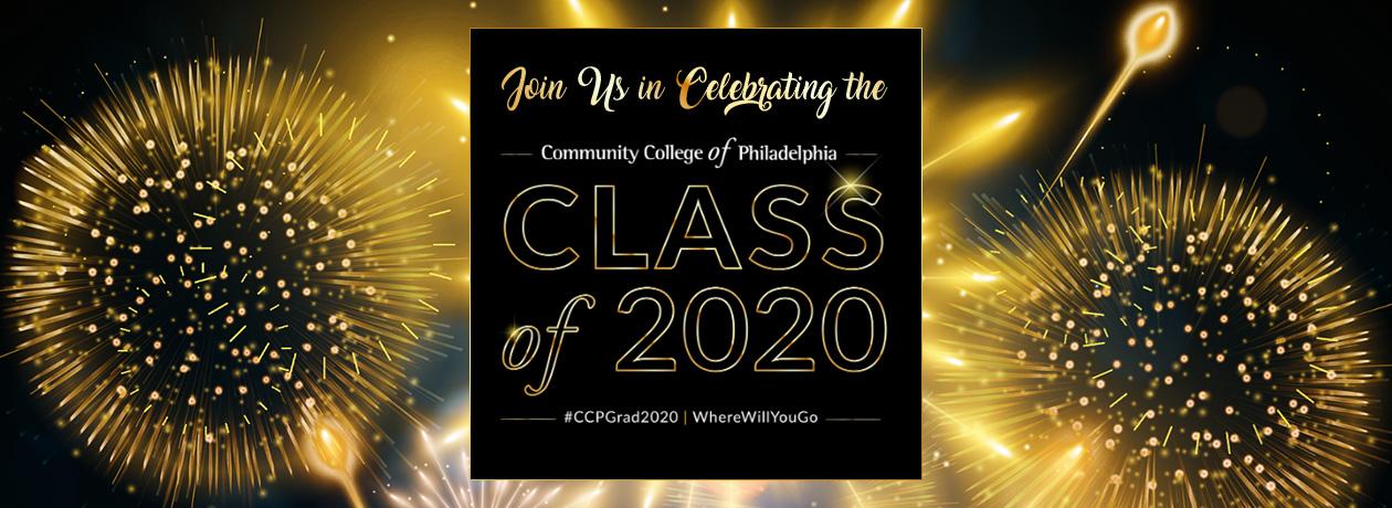 Congratulations Class of 2020