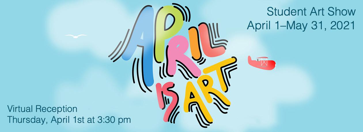 April is Art