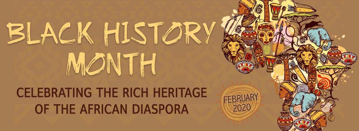 Black History Month 2020