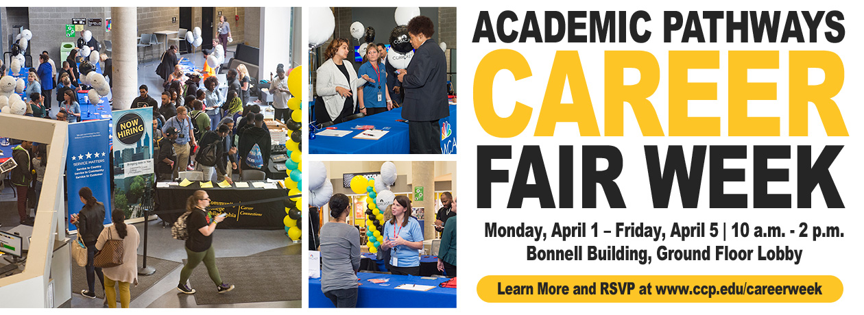 Academic Pathways Career Fair Week