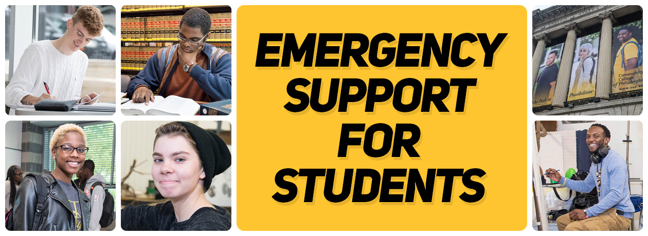 Emergency Support for Students