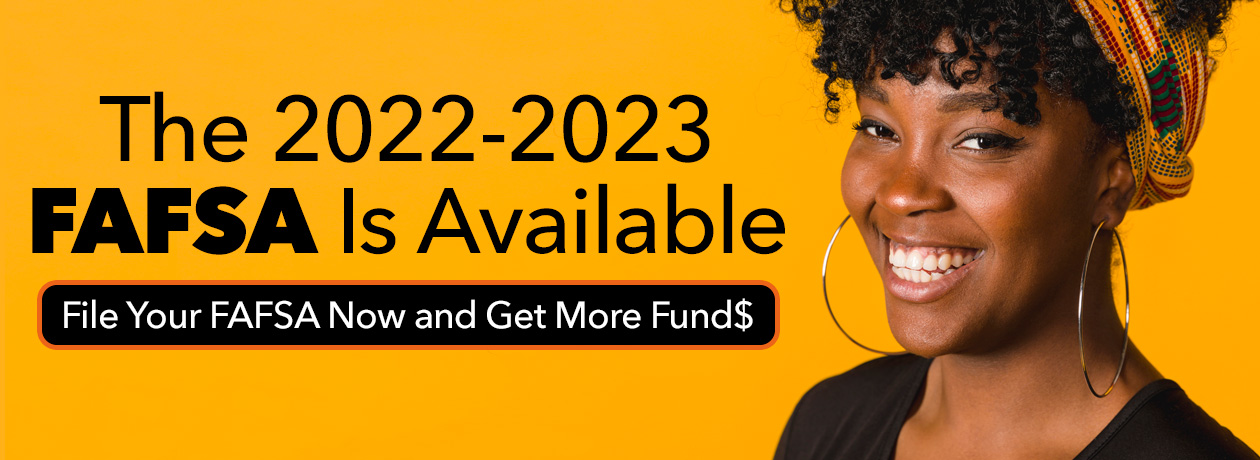 FAFSA Is Available