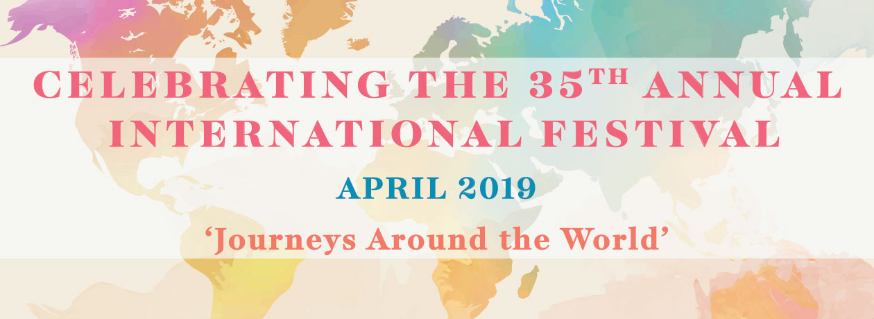 Celebrating the 35th Annual International Festival