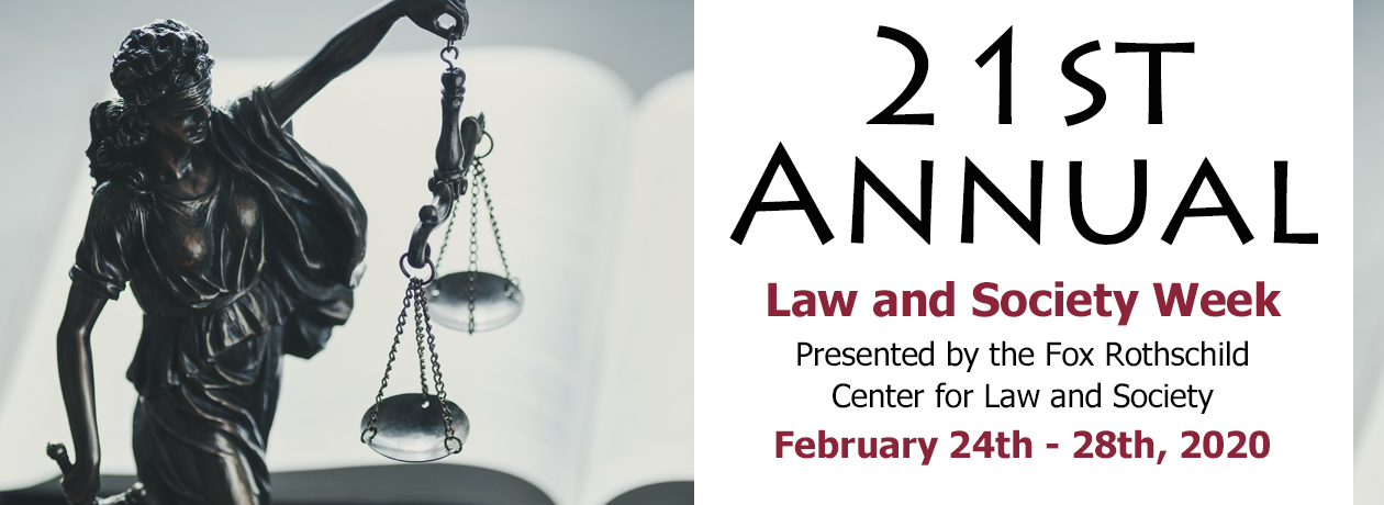 Law and Society Week