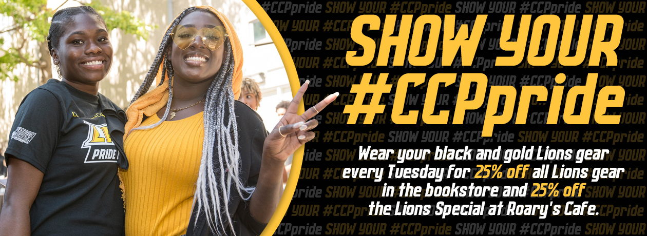 Show your #CCPpride