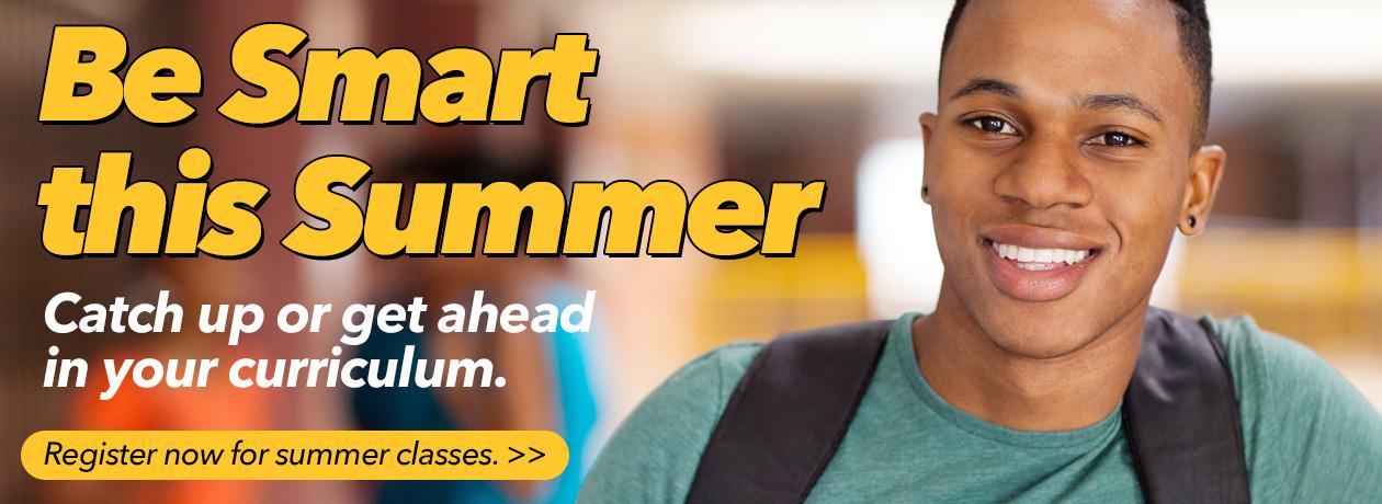 Register Now for Summer Classes