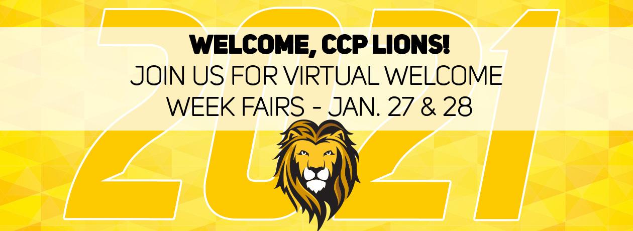 Virtual Welcome Week