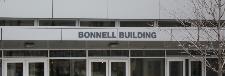Bonnell West Entrance
