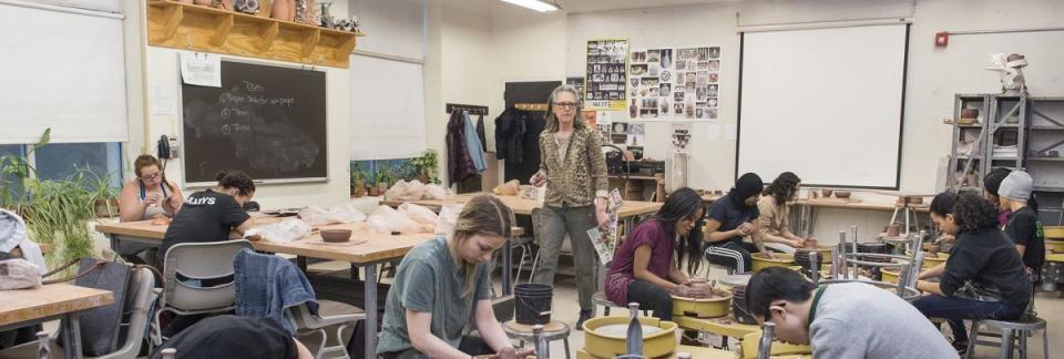 Art Department | Community College of Philadelphia