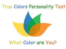 Colors online test true True Colors